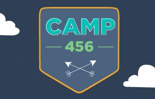 Camp 456 - Web Event image