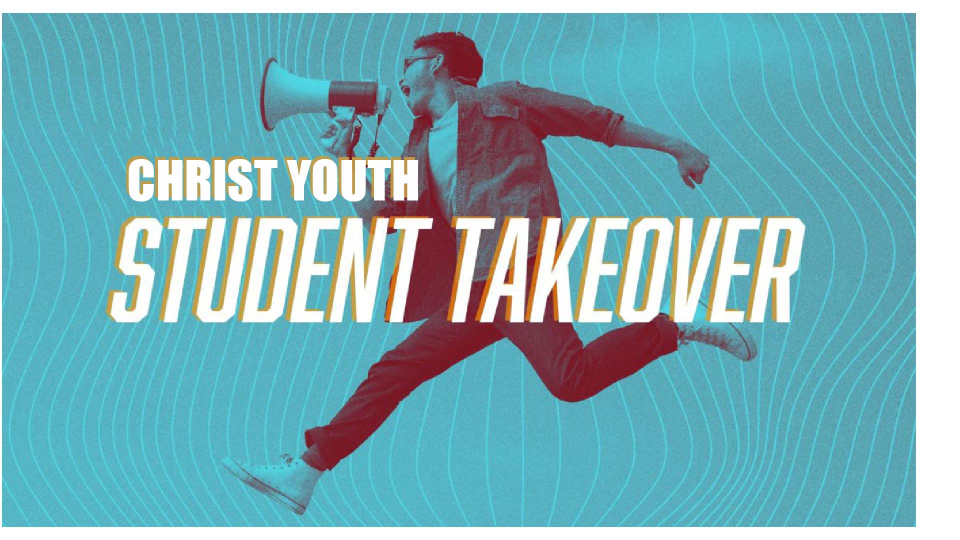 Student Takeover- Slide web