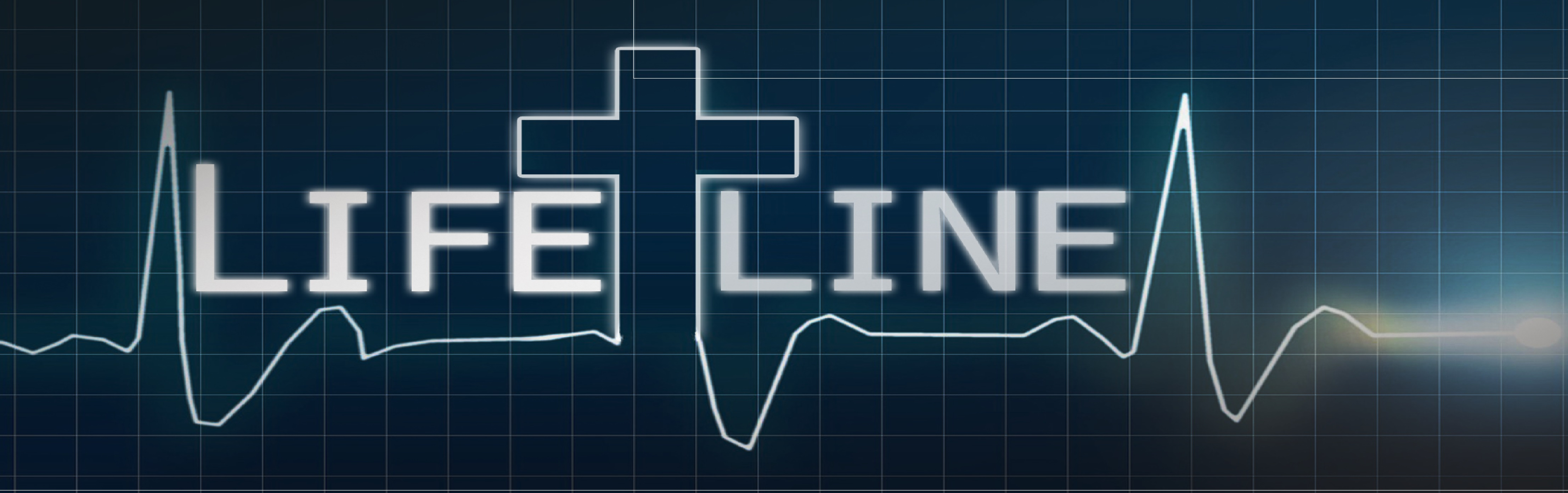 Lifeline Cross Banner