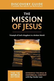 Mission of Jesus Web