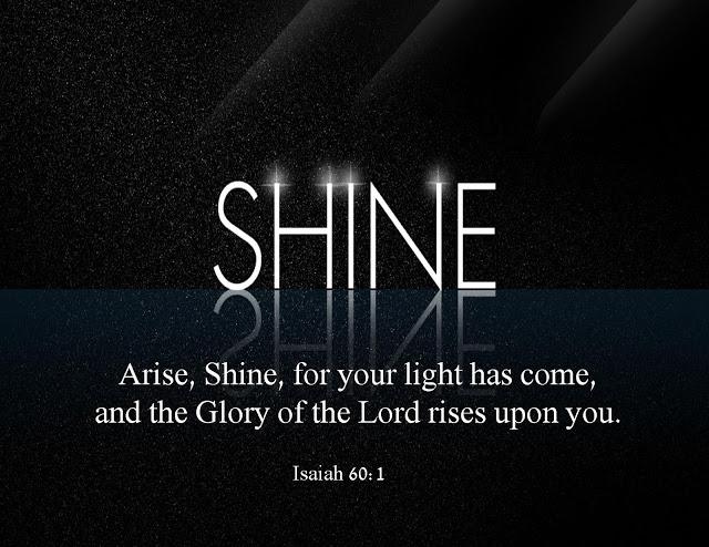 Shine - Advent Week 1