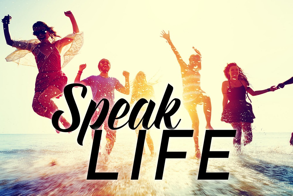 Speak Life 2 Sermon Series Header 2
