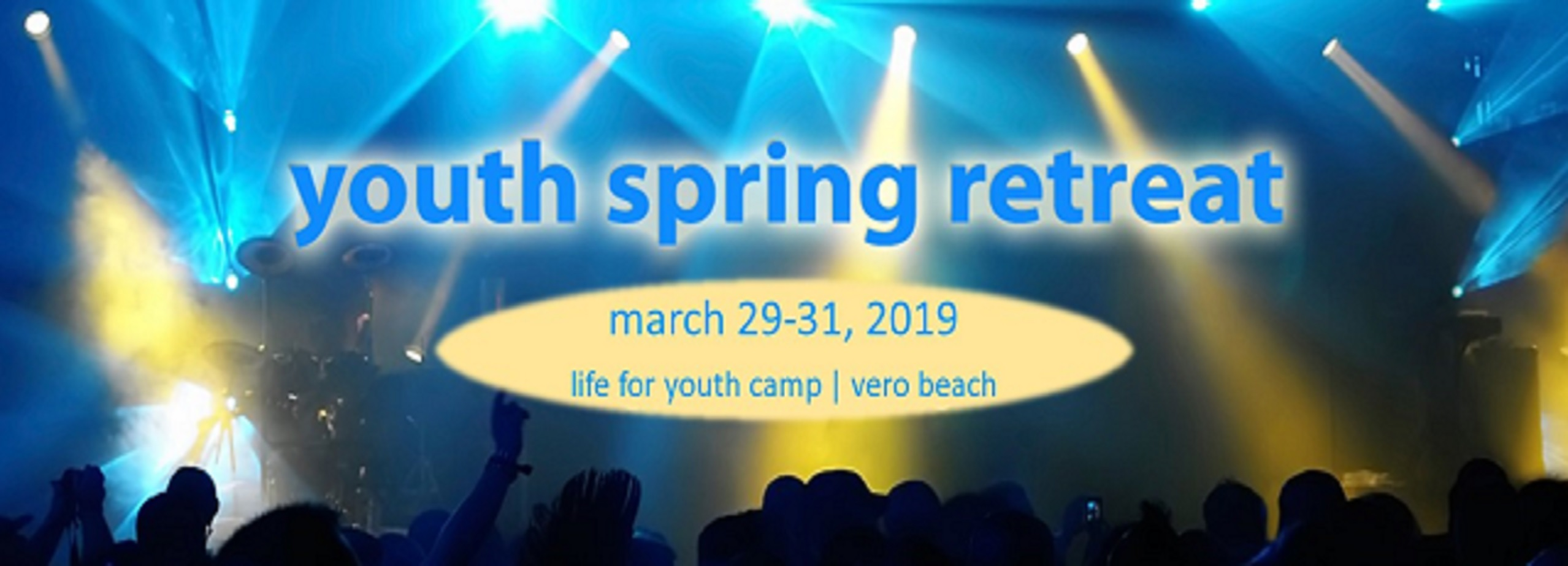 Spring Retreat 2019 Page Banner