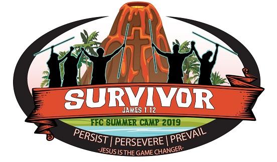 Summer Camp 2019 Logo