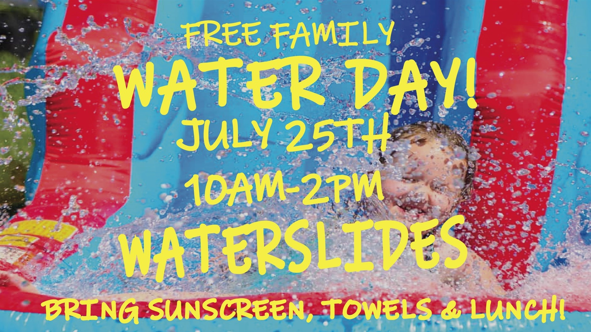 Water Day 2019