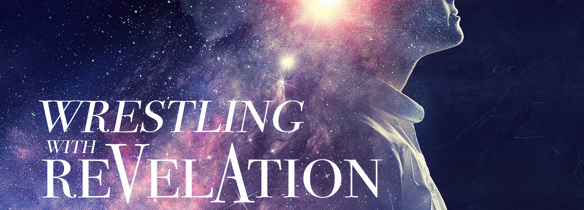 Wrestling with Revelation App Banner