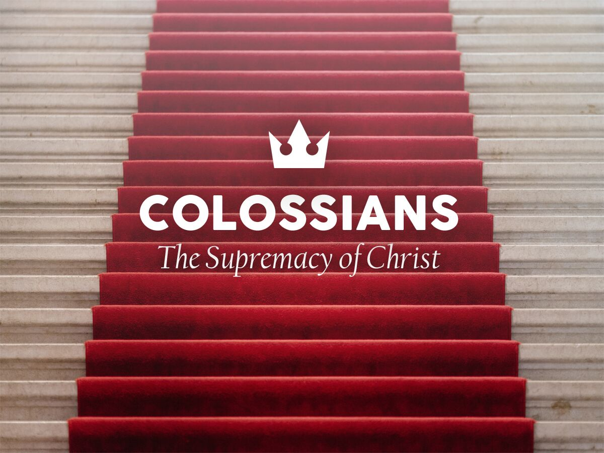 Colossians banner