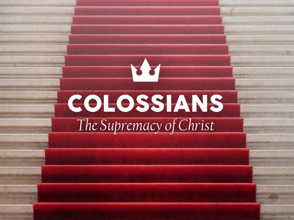 Colossians banner
