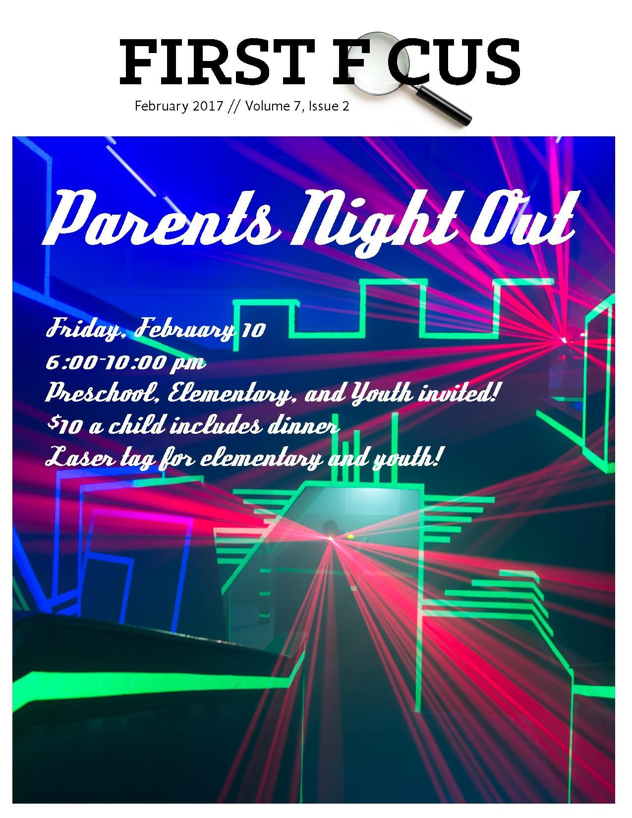 February 2017 Newsletter
