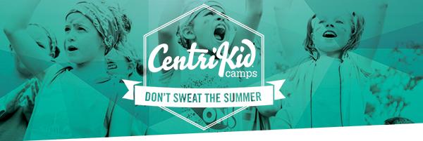CentriKid Camp banner