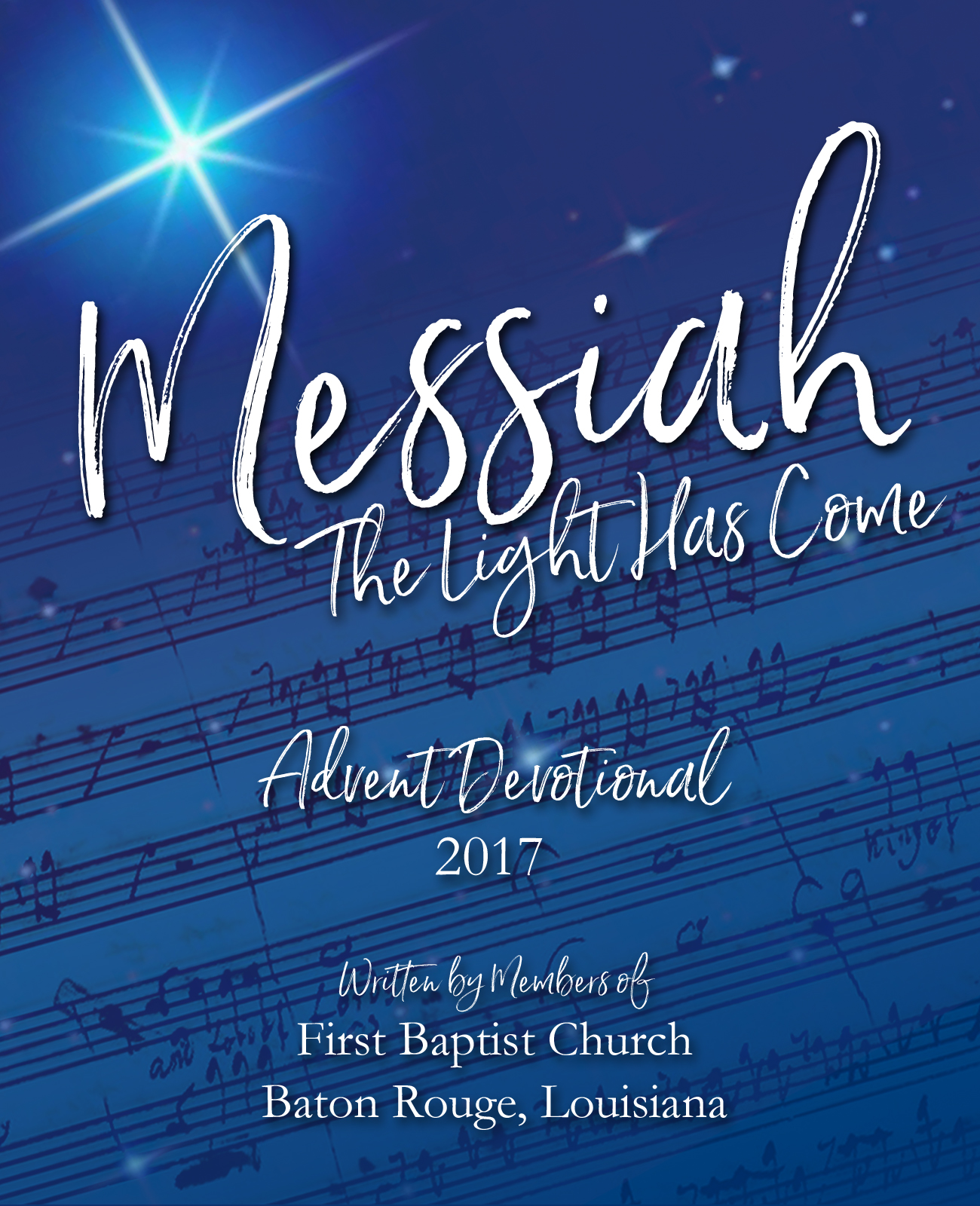 Messiah Advent Cover