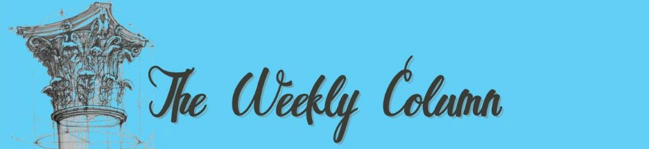 The Weekly Column Category banner