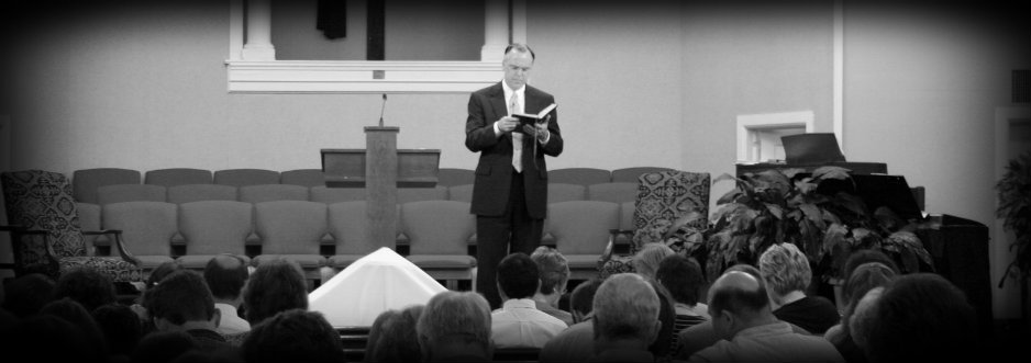Sermons by Dr. Chris Lamb banner image