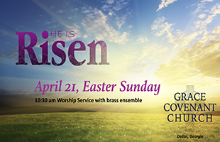Event 2019 Easter and brass at GCC image
