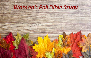 Ladies fall 2019 Bible study Event