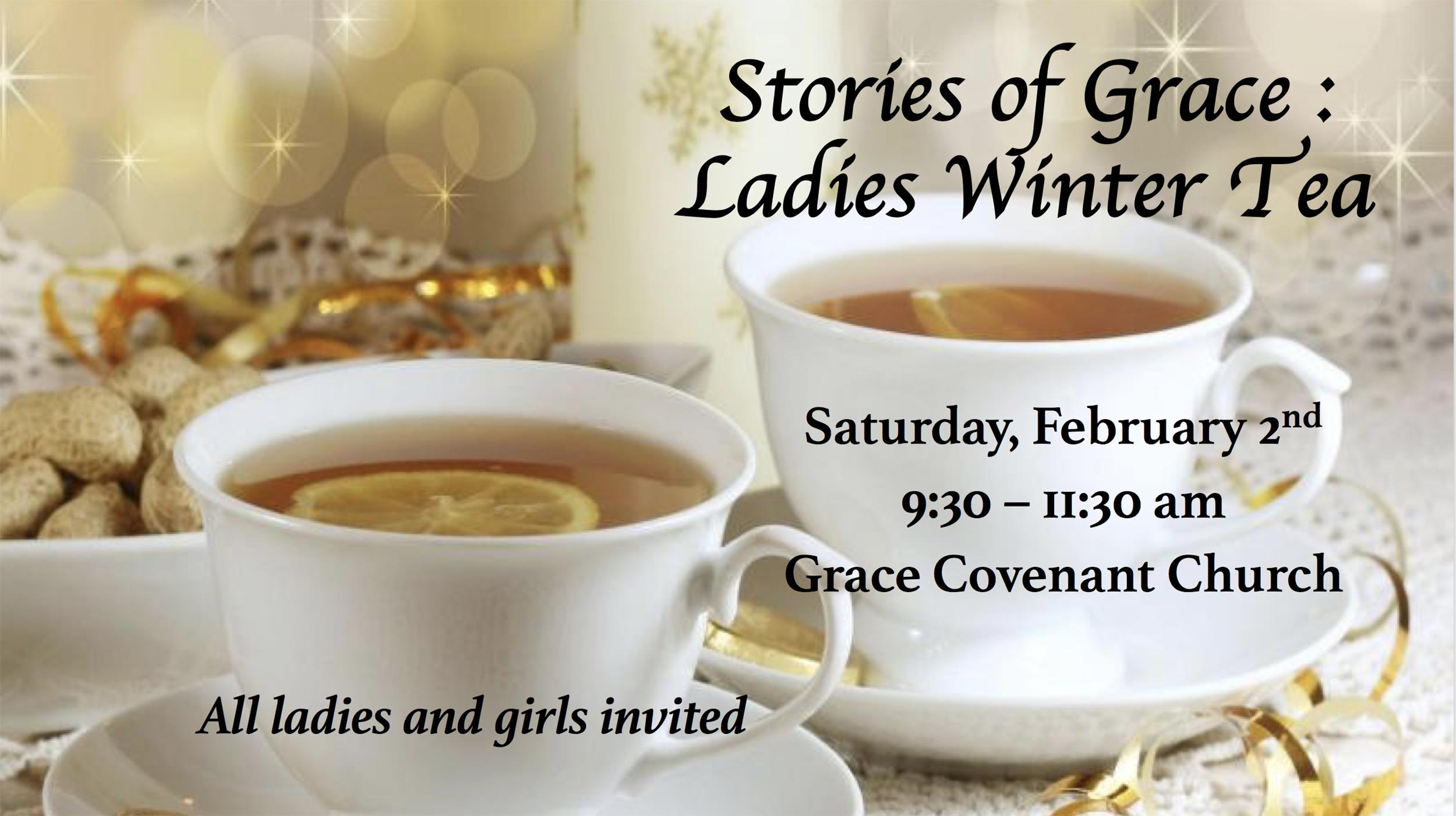 Ladies Winter event web post 2019