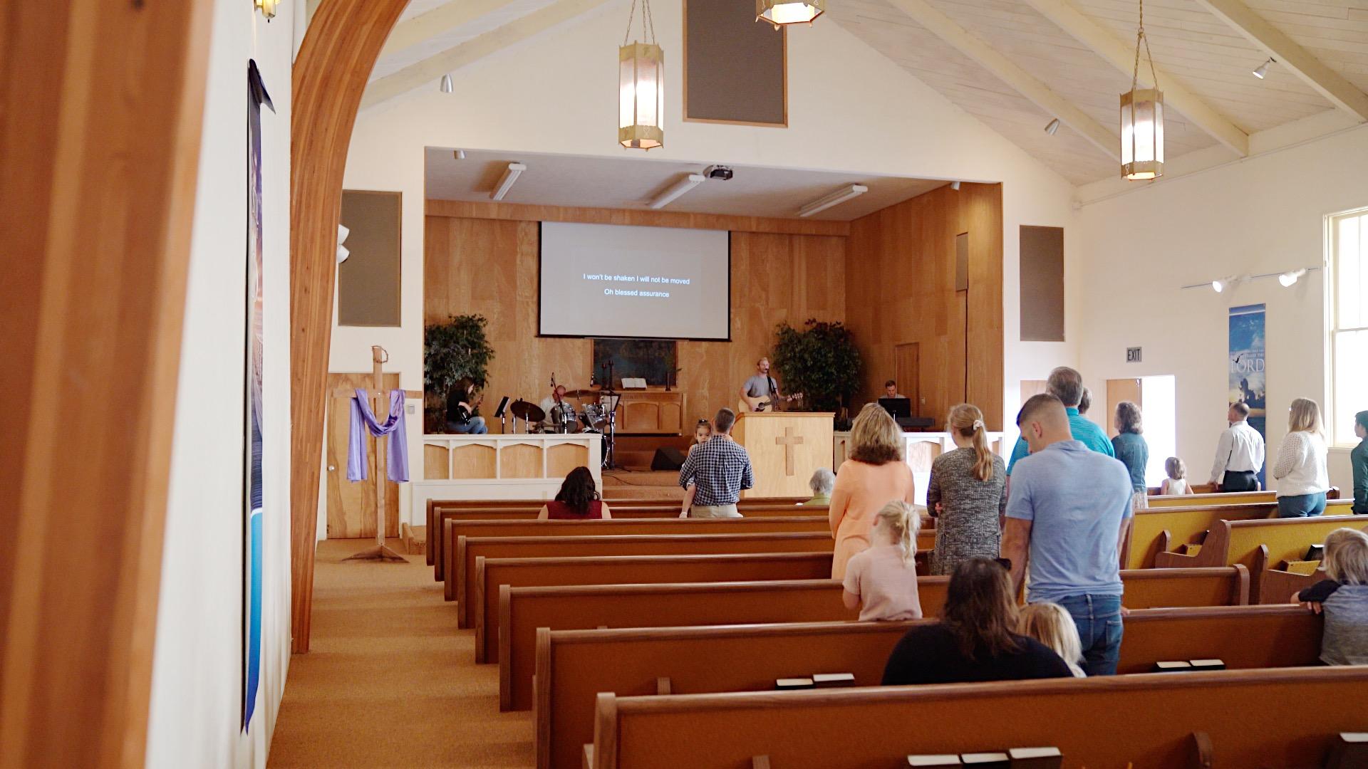 190915 Seaside First Baptist Worship Service.JPG