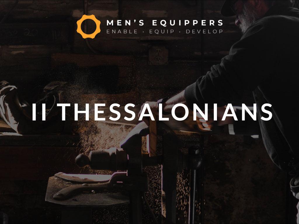 2 Thessalonians banner