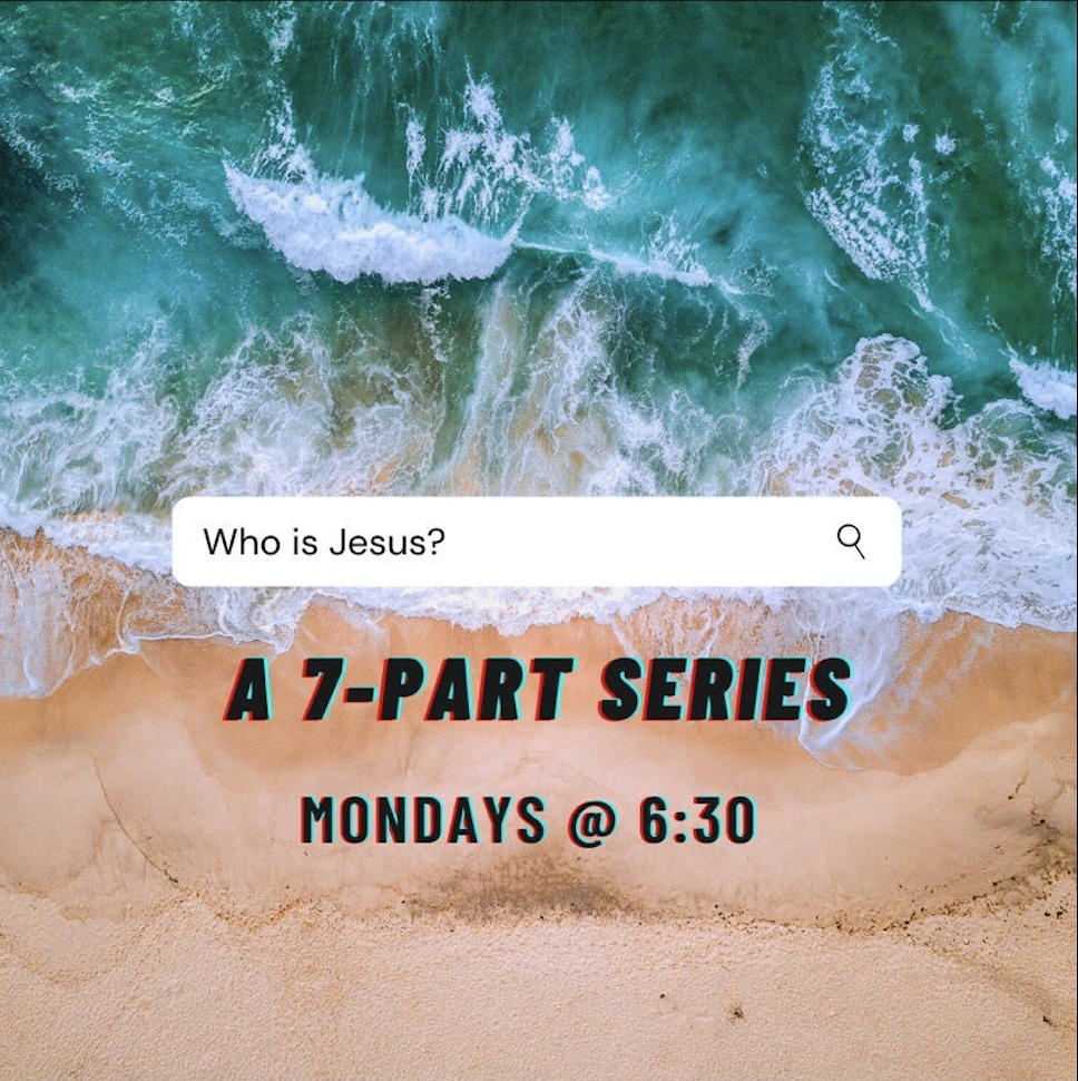 Who is Jesus? banner