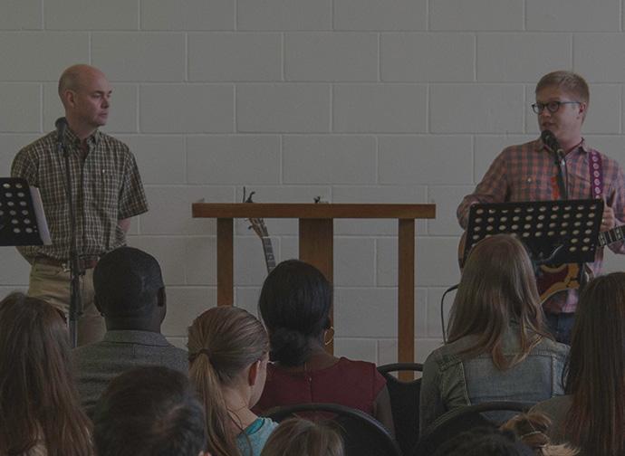 Grace Fellowship Church: Toronto, ON, Canada > Home