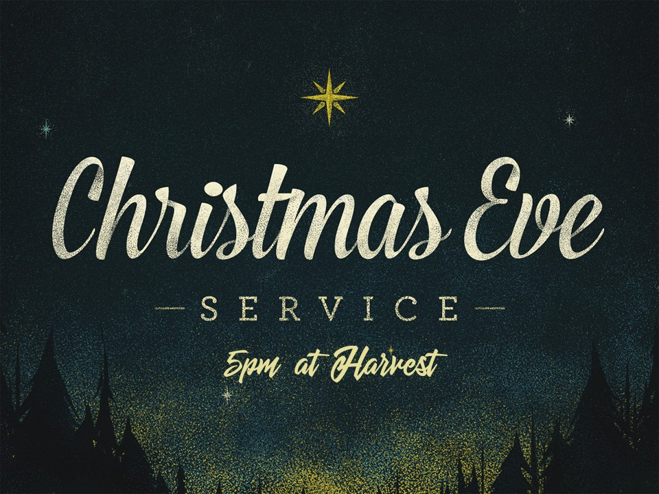 Christmas Eve service 2018 image
