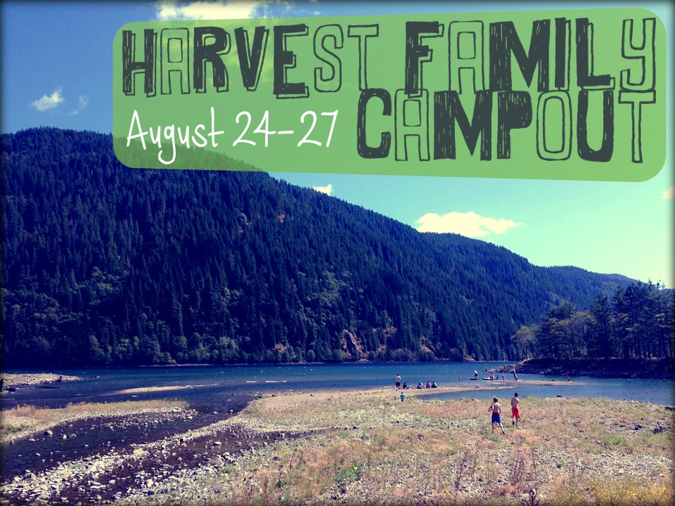 Harvest family campout 2017 image