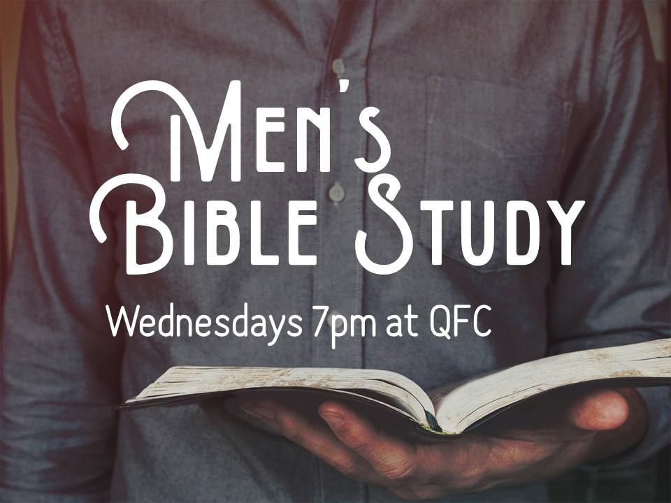 Mens Bible study image