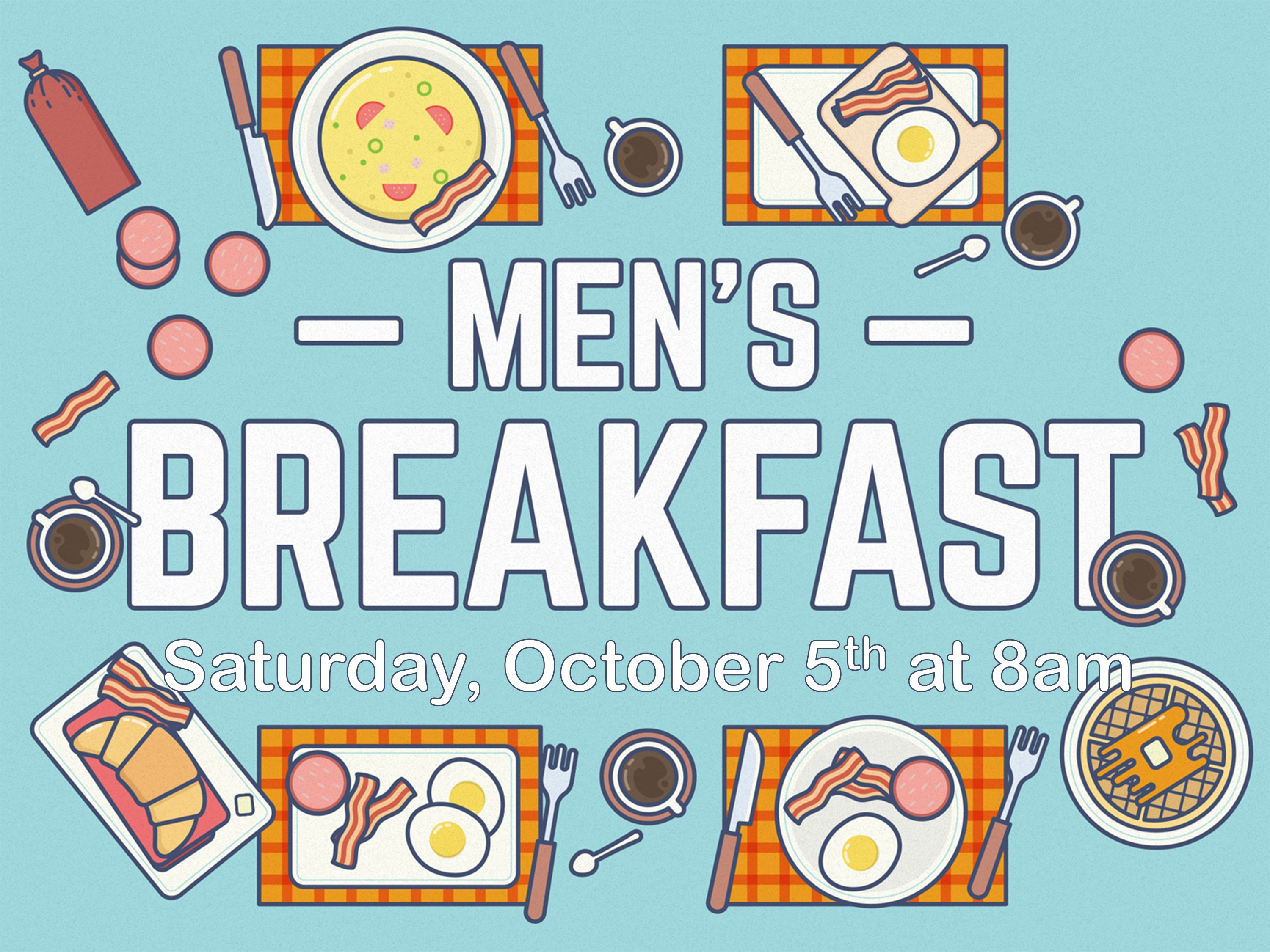 Mens breakfast 10.5.19 image