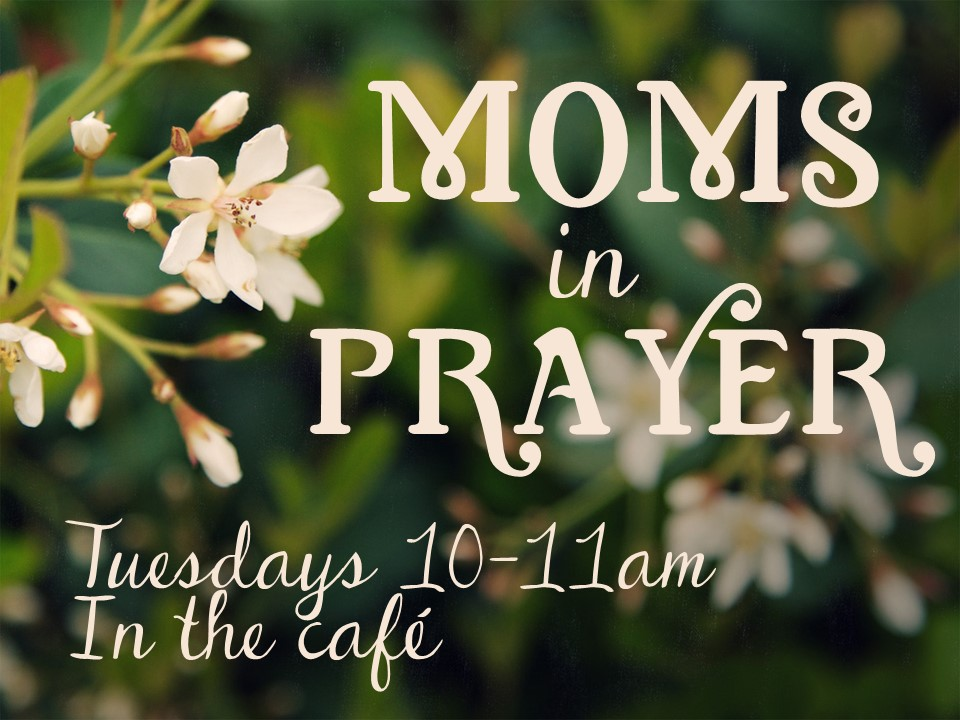 Moms in prayer event