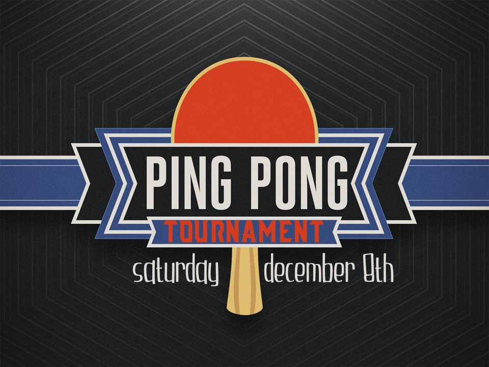 Ping Pong tournament 2018 image