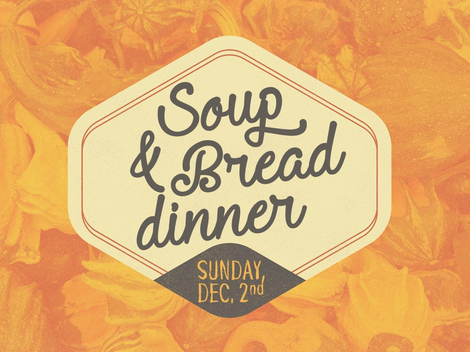 Soup and Bread Fall 2018 image