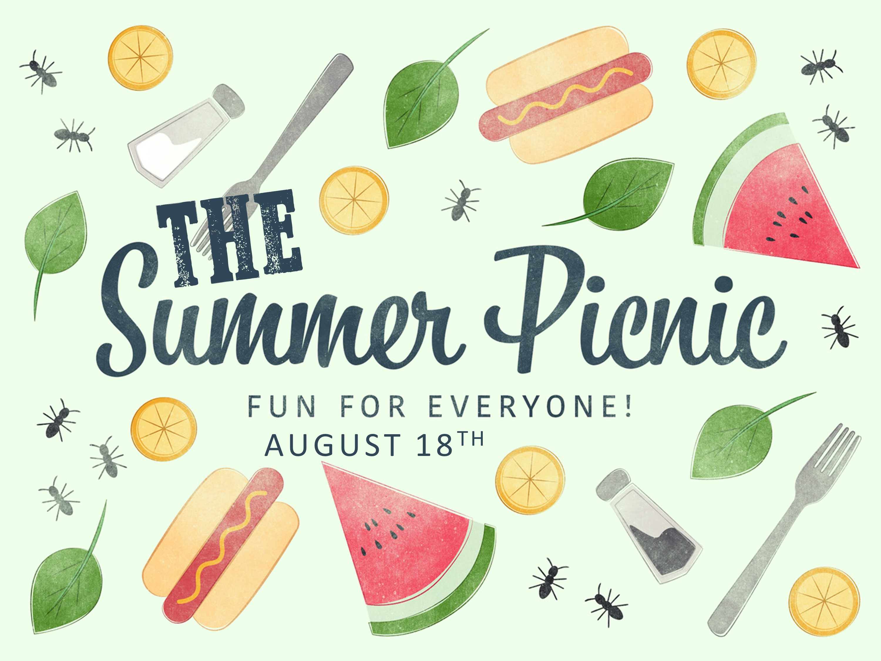 THE Summer Picnic