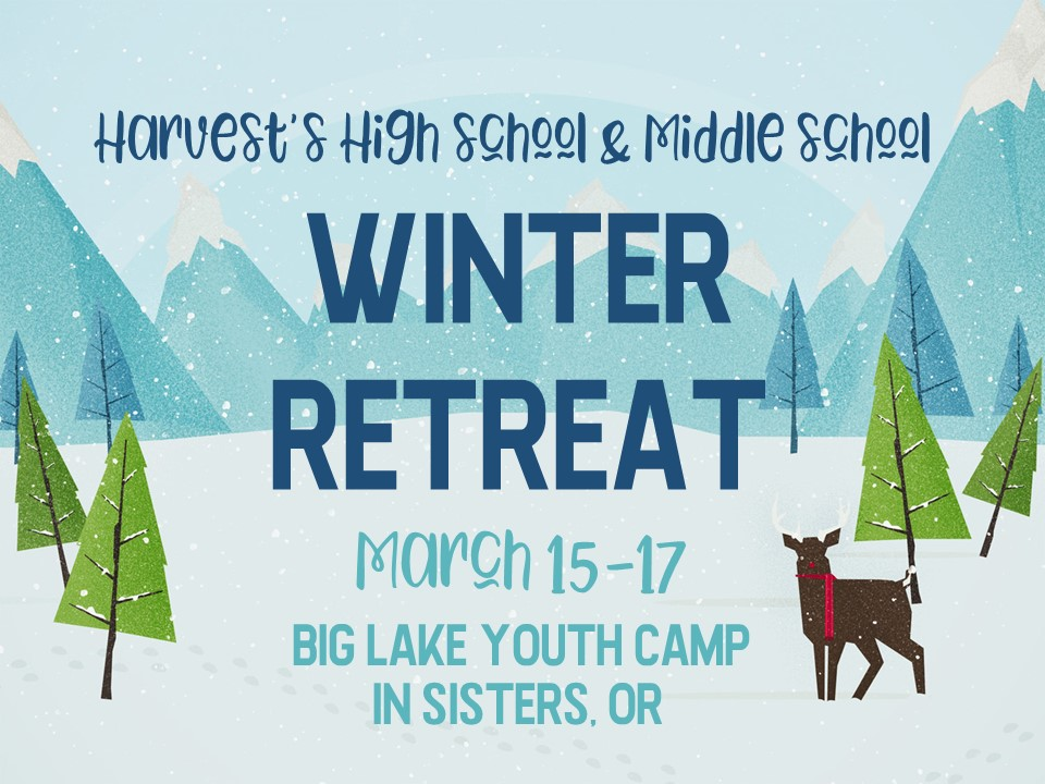 Winter retreat image