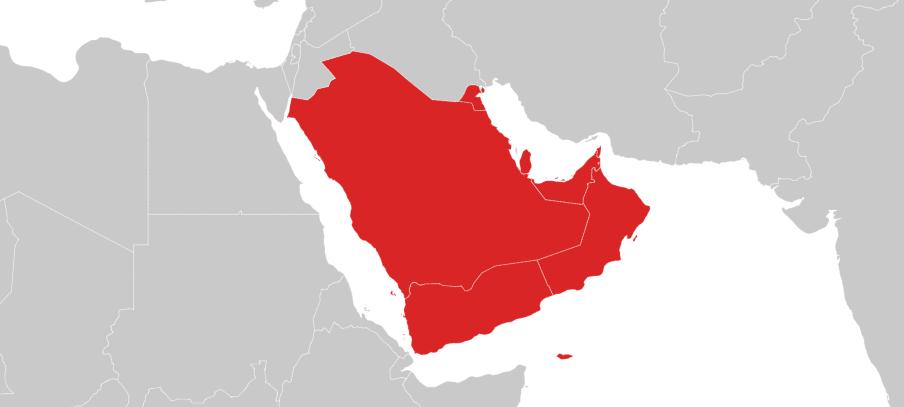 Arabian Penninsula