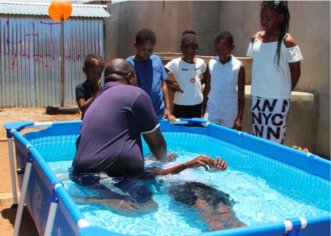 Bahudi baptism