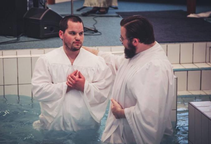 Baptism Germany