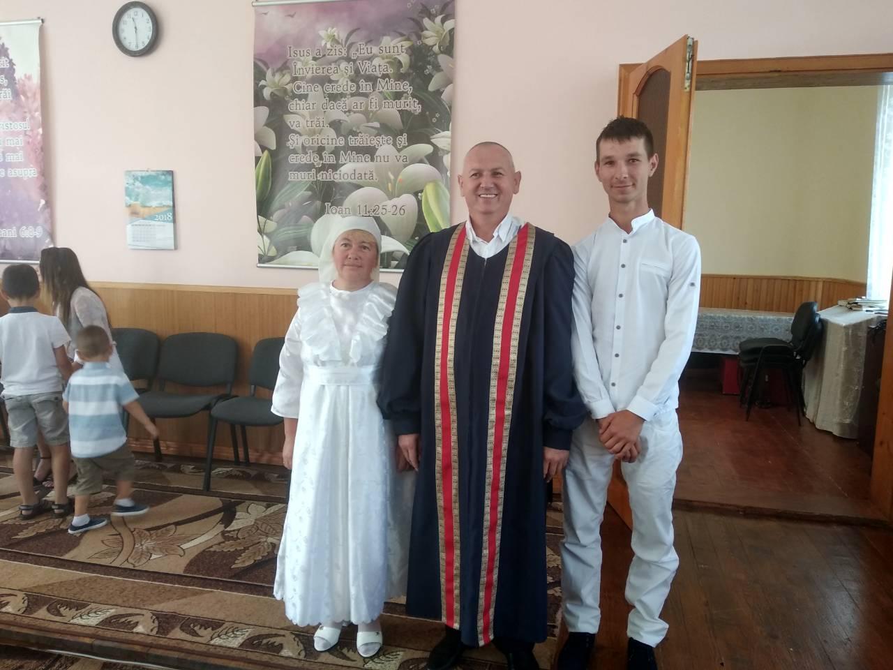 Baptismal Canidates