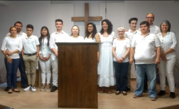 Barcelona Baptisms