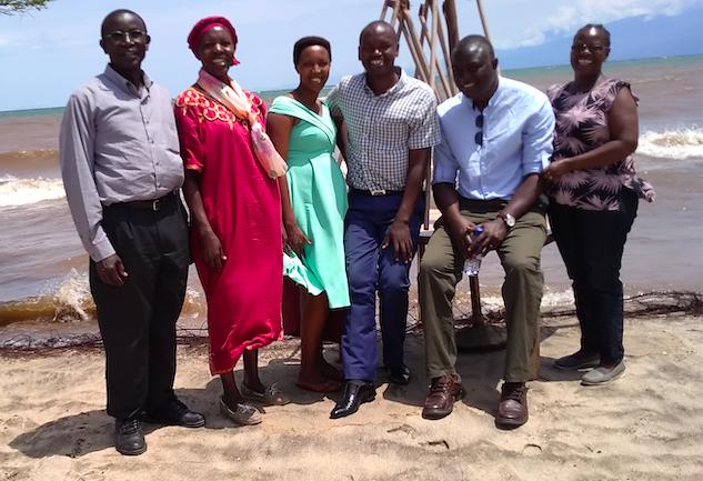 Burundi visit