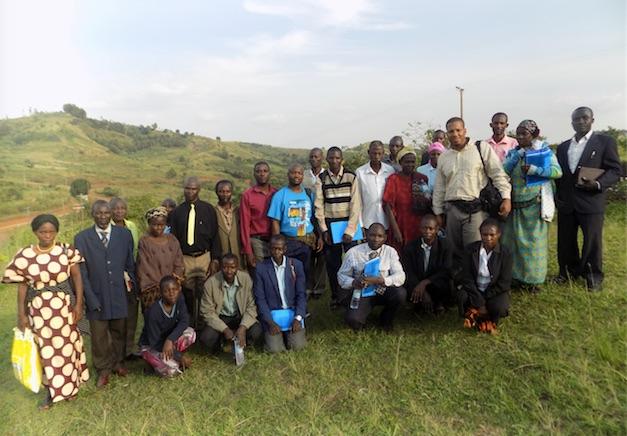 Fort Portal pastors
