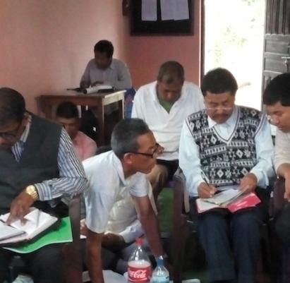 Gopal Studying