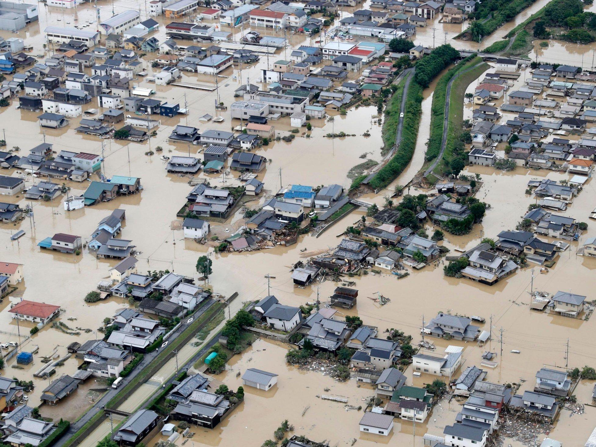 japan-flooding-Okayama