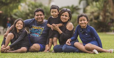 Jose Luis Siancas_Family