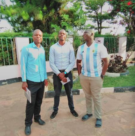 Joshua, Emmanuel, Joe