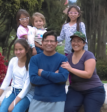 Juan Pablo Osorio_family