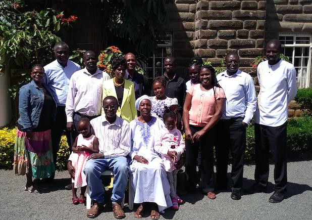Kenya Missionary retreat