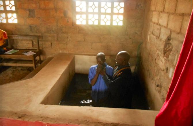 Marshal baptism