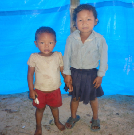 Nepal Children 1