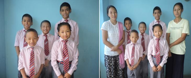 Nepal Children 3