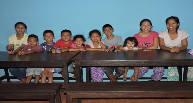 Nepal Children 4